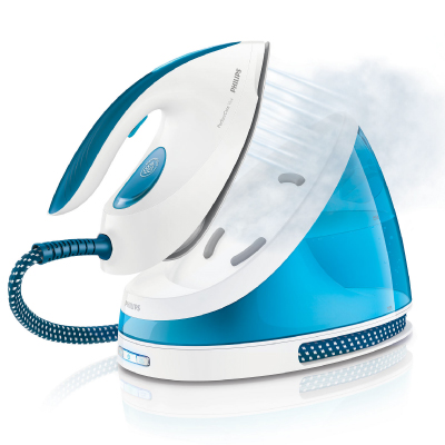 Philips PerfectCare Viva Steam generator iron GC7011 20 Max 4.2 bar pump pressure 160 g steam boost 1.7 L fixed water tank2