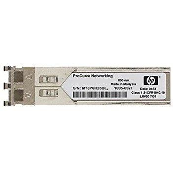 HPE Aruba 1G SFP LC SX 500m OM2 MMF Transceiver