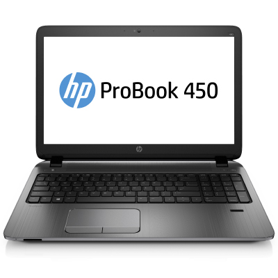 HP Probook 450 G2 Renew PC i7-4510U (2.0GHz) 15.6 HD AG LED 8GB HDD 1TB DVDRW WIFI BT Cam FP 1YW W7PR64wW8ProLIC2