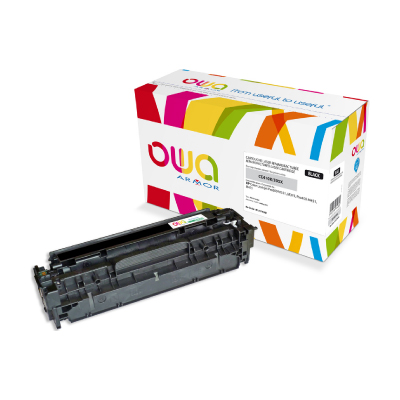 Alternative CYAN Toner for Lexmark CS310, 410, 510 3.000 Pages2