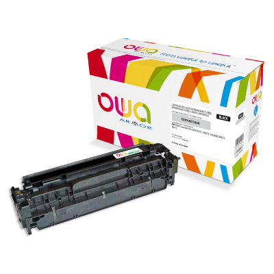 Alternative YELLOW Toner for Lexmark CS310, 410, 510 3.000 Pages2