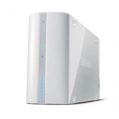 NAS LinkStation Mini 2x1TB 2,5