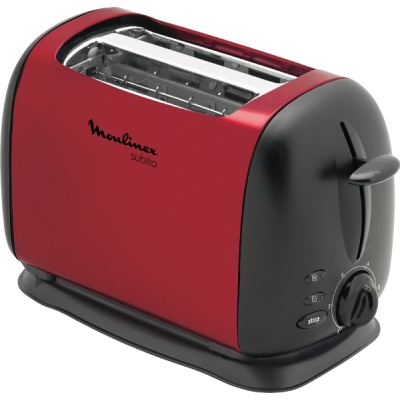 Moulinex Toaster Subito Red Ruby2