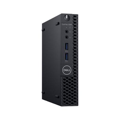 Dell OptiPlex 3060MFF Core i3-8100T 4GB 128GB SSD Intel UHD 630 WLAN + BT US Kb Mouse W10Pro 3yrs NBD2