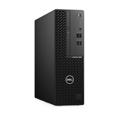 Dell OptiPlex 3080 SFF / Core i5-10500 / 16GB / 256GB SSD / Inte