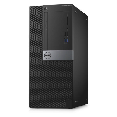 Dell Optiplex 5040MT (i5-6500 3.2GHz, 8GB, 128GB SSD, DVD / RW, mouse, ENG