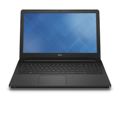 Dell Vostro 3568 (Intel I3-7130U 2.7Ghz, 4GB, 15 HD, 128GB SSD, 3-cell, Intel, ENG KB, Windows 10 Home, 3yrs)2