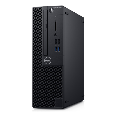 DELL Optiplex 3060SFF Small Form Factor (I5-8500, 4.1Ghz, 8GB, 256GB SSD, mouse, US kb, Win 10 Pro, 3 yrs NBD)2
