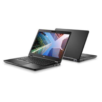 Dell Latitude 5490   Intel i7-8650U  8GB  256GB SSD  14.0 FHD  Intel UHD 620  Smart card reader  Cam  Mic  WLAN + BT  US backlit keyboard  4 Cell  W10Pro  3yrs2