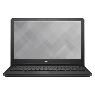DELL Vostro 3578 Black (Intel I3-8130U 3.4Ghz, 4GB, 15.6 FHD 1920x1080, 128GB SSD, Intel HD, DVDRW, 4-cell, ENG KB, Ubuntu 16.04, 3yrs)2