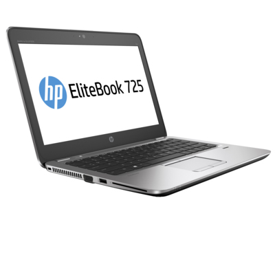 HP EliteBook 725 G3 / A8 Pro-8600B / 12.5 HD AG / 4GB / 500GB 72