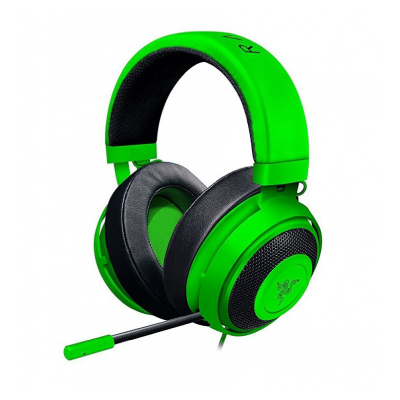 Gaming Headset Razer Kraken Pro V2 Oval, Green2