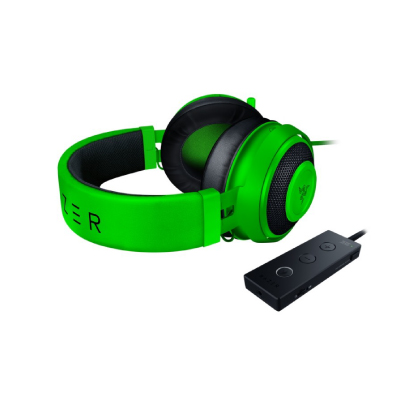 Gaming Headset Razer Kraken Tournament Edition, Green2