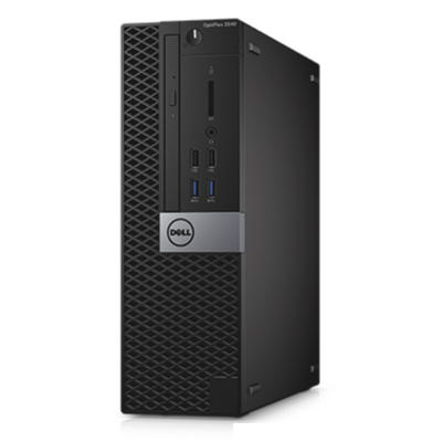 DELL Optiplex 3050SFF (I3-7100 3.9GHz, 4GB, 128GB SSD, mouse, Estonian kb, Windows 10 Pro, 3 yrs NBD)2
