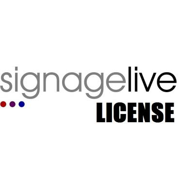 Signagelive 2 year licences - 100