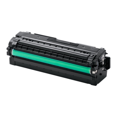Samsung CLT-C506L High Yield Cyan Toner Cartridge 3500 pages2