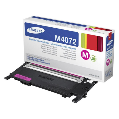 Samsung CLT-M4072S Magenta Toner Cartridge 1000 pages