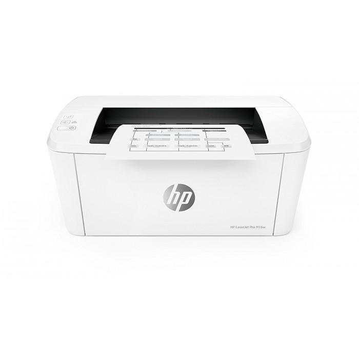 HP LaserJet Pro M15w A4 Mono Laser Printer2