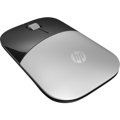 HP Z3700 Silver Wireless Mouse2